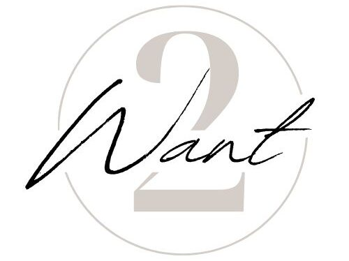 want 2 consulting logo